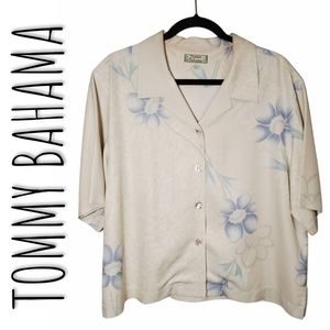 🆕️ Tommy Bahama Silk Tropical Button-up